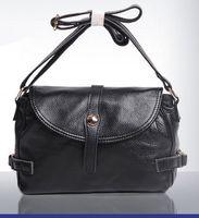 NEW Amazing Women's Real Genuine Cow Leather Tote Shoulder Hobo Bag Purse Handbag
