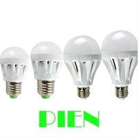 5730 led light bulb 9W 7W 12W 5W globe bombilla lampara high power 110V-240V 360 degree  Free Shipping 10pcs