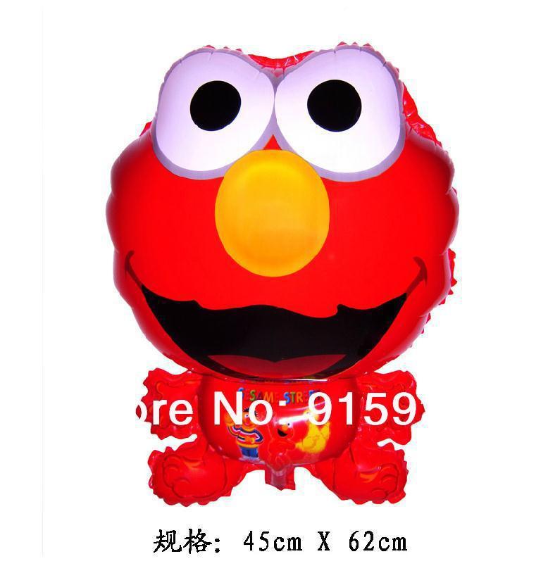 Elmo Cartoon Head Elmo Balloon Cartoon