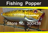 promotion,popper,GT POPPER,fishing Rod,soft bait,singking type,live bait fish,2pcs