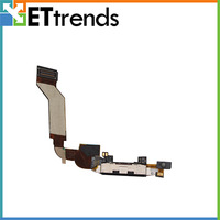Original New Dock Connector Charging Port Flex Cable Ribbon For iPhone 4S replacement