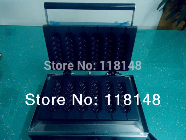 2014 muffin hot dog machine,stainless steel hot dog maker machine,free shipping cost(China (Mainland))
