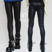 Black denim leggings   for SD13 SD16 SD17 IP EID BJD Doll