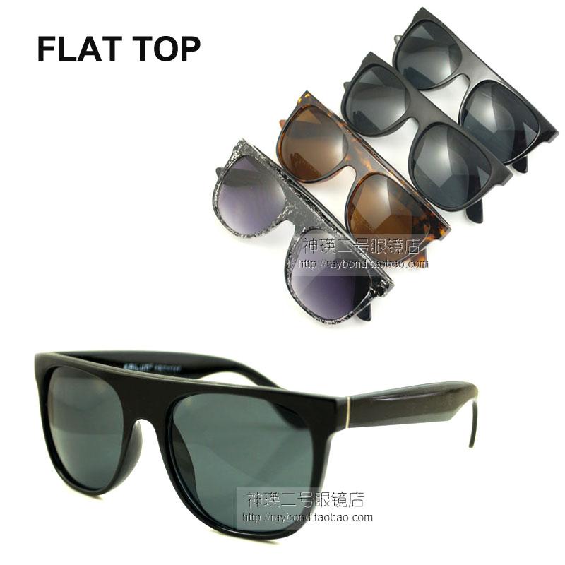 Super Flat Top Sunglasses Cheap Popular Flat Top Super