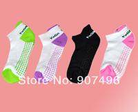 New Yoga Socks  Gym Exercise Non Slip Massage Multicolor Socks  free shipping  best selling