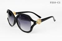 Top Quality F210 Sunglass Female Fashion Vintage Women Star Style All Match Glasses Sunglasses Fashion UV Protection Sunglasses