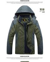 Hot selling Men Winter Sport Skiing Jacket,windproof waterproof thermal Camping & Hiking jacket, Dual layer laminated