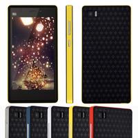 For Xiaomi m3 Luxury Ultra-thin Aluminum Metal Bumper Case for Xiaomi mi3 Mobile phone bumper Cover
