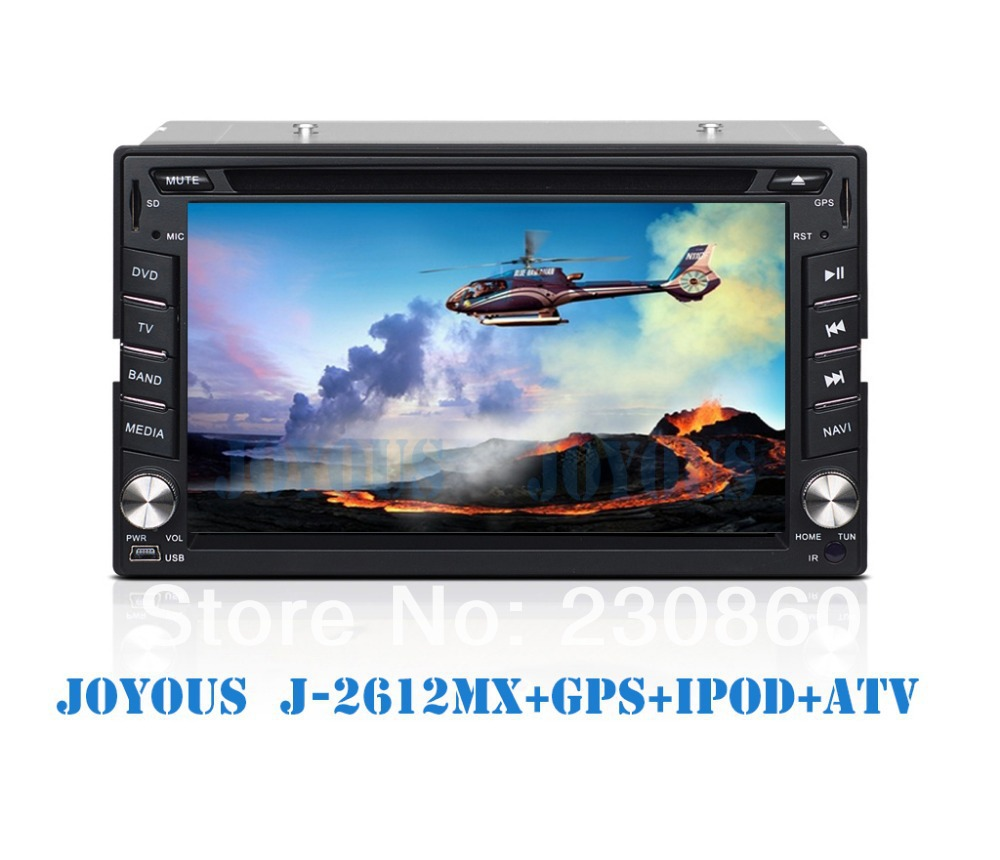 6.2 Inch 2 din universal in dash touch screen car stereo car dvd gps USB/SD with IPOD WIFI/3g(China (Mainland))