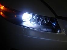 mercedes benz headlight promotion