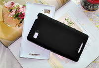 Super Fashion Mobile Phone Bags Cases For Lenovo K910 Frosted Shell Mix Model Available Free Shipping without tracking number