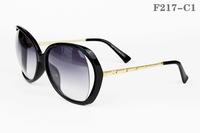 Super Cool Women Women's Sunglasses F217 Fashion Female Promotion Sunglasses Women Brand Designer Classic Style Drop Shopping