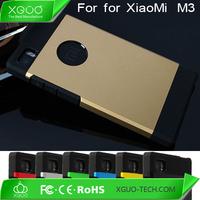 2014 Hot Korean XiaoMI M3 SGP Hard Cover Case for Xiaomi 3 MI3 Neo Hybrid Tough Back Cover Cases 8 Colors Wholesale