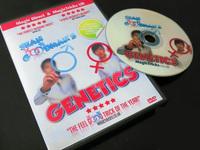 Genetics (DVD + Gimmick) -Card magic trick,Metal stage magic/magic props/as seen on tv High quanlity
