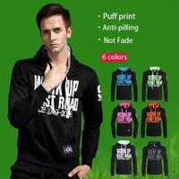 2014 Fashion New Hoodies Sweatshirts,Outerwear Hoodies Clothing Men.Outdoor Sports Suits Men,Hoodies Men Plus Size XXXL 6 Color