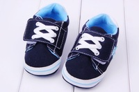 Free shipping new High quality Cute blue sports shoes newborn baby shoes toddler autumn shoe first walker