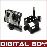 Camera Standard Border Frame Mount for GoPro HD HERO 3 Compatible gopro accessories with Assorted Mounting Hardware DropShipping