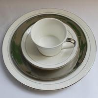 Fashion western dishes whitest steak tableware dish swing sets set soft silver 596769edb2  +Free shipping