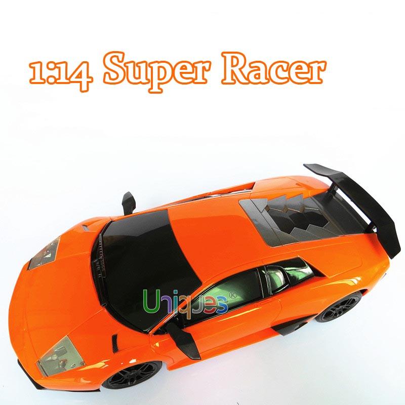 Super Big Remote Control Car RC Electric Toy Sport Car Model Radio Control Toys Double motors High Simulation 1:14(China (Mainland))