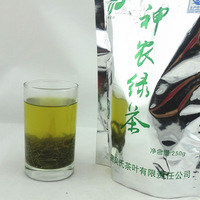 2013 tea green tea organic autumn tea bulk first level