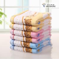 100% cotton terry children towel cleansing towel cartoon child towel t1101