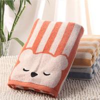 100% cotton towel bear thickening soft s1131 bulkness