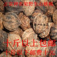 Shennongjia wild pecan pure nutrition wild pecan 500g/bag walnut