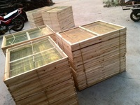 Edible fungus heguoteng agricultural products dry drying machine pallet boulimia baking pan general pallet