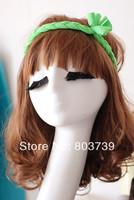 Fashion Hair Accessories/Elastic Headband For Girl/Head Wraps For Women/Braid Hair band For Yoga,Sport/Party Dress/Cotton