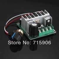 30pcs/lot Pulse Width Modulation PWM DC Motor Speed Control Switch 9V-60V 20A 13khz free shipping