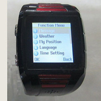2013 New Fashion TK209 Watch GPS Tracker phone (Quad-band) Call GPS Tracking