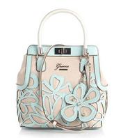Top Quality  2014 Women Kabelka Floren Satchel big beautiful women handbags handbags inclined shoulder bag