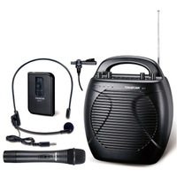 Takstar E17 wireless microphone teaching machine microphone high power speaker support U flash