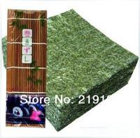 Wholesale High Quality Seaweed,Nori for Sushi Seaweed Rori Sushi ,200pcs/pack +Bamboo Rolling Mats Nori Tools Top Selling