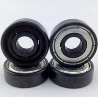 free shipping skating Black Ceramic bearing swiss BSB bearing high speed 16pcs/lot green cover