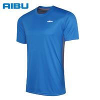 2014 New Men's sports T-shirt Absorbent Quick-drying Jogging t-shirt Short sleeve Skating t-shirts Breathable Running t-shirts