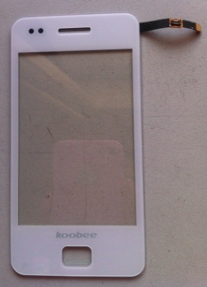 KOOBEE V909 phone capacitive screen Touch Screen Panel Digitizer Glass 130320C1 FPC V1 0 Free Shipping