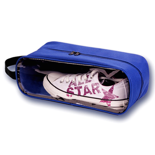 Travel shoe bag organizer portable shoes pouch waterproof shoes storage bag free shipping(China (Mainland))