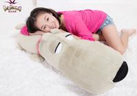 Spanking stud dog dog Papa Bear plush toy doll dolls girl gifts large pillow cushions free shipping
