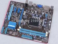 For ASUS P8H61-M PLUS V2 Motherboard Intel H61(B3) LGA 1155/Socket H2 DDR3 DVI MicroATX 100% tested 3-5days shipping