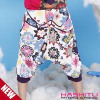 Desigual pants female pants harem pants trousers  free shipping