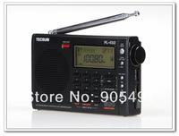2014 new style high quality  Tecsun PL-450 full-band digital demodulator Stereo Radio designated