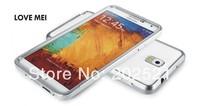 """Love Mei"" Custom metal aluminum bumper case for Samsung Galaxy Note 3 N9000"