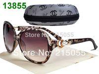 free shipping high quality fashion women sunglasses   original box