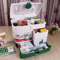 Pyxides multi-layer Large medical first aid kit multifunctional medicine box