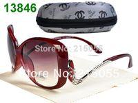 Good Quality 2014 hot sell sunglasses women brand design swirl girl's fashion sunglasses