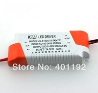 high Power 15-24W LED Driver chip transformer INPUT AC100-265V 50-60HZ 300MA