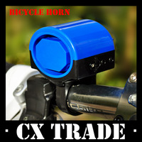 Free shipping New 10PCS/Lot electron bicycle horn bell high quality mountain bike horn #8308