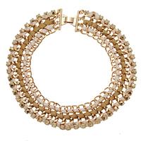 Fashion Metal Handemade Necklace Collar Necklace 2014