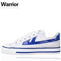 Warrior shoes canvas shoes basketball shoes classic blue shoes b-1